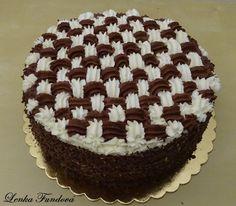 Cream Cake, Chocolate Cake, Tiramisu, Cake Decorating, Cakes, Ethnic Recipes, Food, Decorations, Parisian