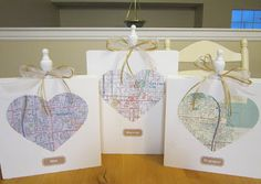 Love Map Blocks | The Wood Connection Blog
