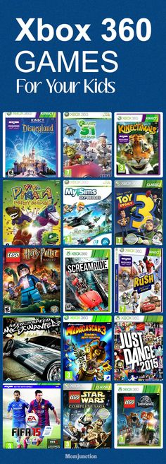 (*** http://BubbleCraze.org - It's fun, it's free and it's wickedly addicting. ***)  15 Best Xbox 360 Games For Your Kids