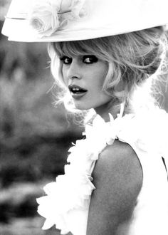 Brigitte Bardot photographed by Brian Duffy for Vogue UK February 1967