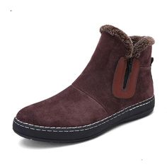 Be effective with this product Fashion Handmade ... and stop doubting yourself, see it on Costbuys http://www.costbuys.com/products/fashion-handmade-cow-suede-men-boots-winter-new-slip-on-keeping-warm-men-snow-boots-side-zipper-furry-flats-men-ankle-boots-1?utm_campaign=social_autopilot&utm_source=pin&utm_medium=pin