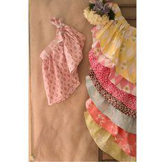 Pixie Dust Aprons for little girls.