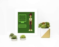 The IT Crowd Moss I came here to drink milk by DrawnEastBoutique It Crowd, Milk, Place Card Holders, Boutique, Drinks, Creative, Handmade, Etsy, Drinking