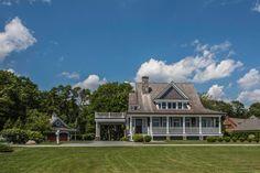Tour a Classic Cape Cod Waterfront Home in Warwick, R.I. | 2016 | HGTV >> http://www.hgtv.com/design/ultimate-house-hunt/2016/waterfront-homes/waterfront-homes-classic-cape-cod-in-warwick-ri?soc=pinterest