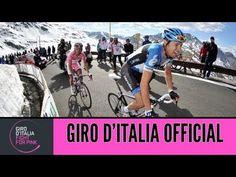 Il Giro d'Italia e lo Stelvio - The Giro d'Italia and the Stelvio