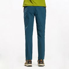 Mens Summer Outdoor Quick-drying Sport Pants Waterproof Casual Climbing Pants at Banggood