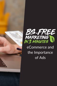 BS-Free Marketing: E-Commerce and the Importance of Ads Editing Writing, Writing A Book, Social Media Marketing, Digital Marketing, Campaign Logo, Blurb Book, Free Market, Book Design Layout, Social Media Design