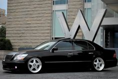 Check out these two clean Lexus LS/Toyota Celsiors
