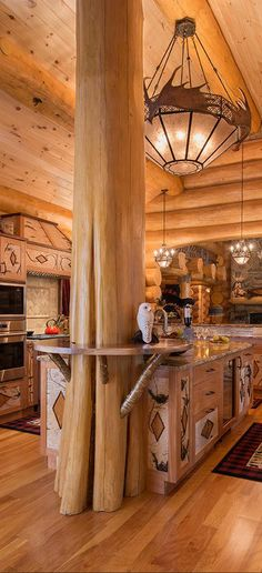 Sitka Log Homes