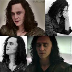 When Loki realized the last thing he told Frigga was, she wasn't his mother. #rightinthefeels