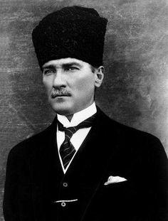 Atatürk Resimleri Siyah Beyaz