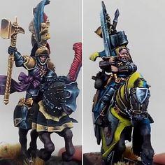 Warhammer Empire, Warhammer Fantasy, Fantasy Miniatures, Mini Paintings, War Machine, Figs, Board Games, Medieval, Artworks