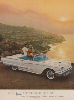 Ford Thunderbird '59 | Flickr - Photo Sharing!