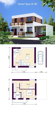 Строительство домов в Крыму, Севастополь. Построить дом в Крыму.: Проекты домов
