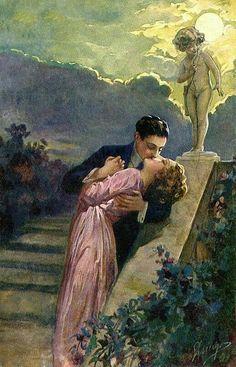 A kisser...
