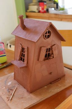 The little house: all the steps …