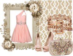 """""""Lady Pink"""" by los-mundos-de-caroline-los-mundos-de-caroline on Polyvore"""