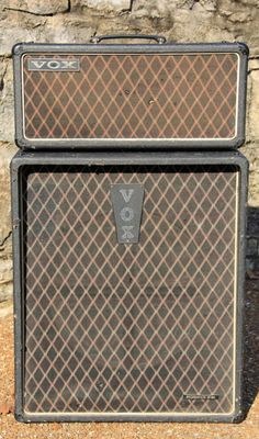 1966 VOX AC50 and Foundation cab