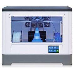 awesome FlashForge Dreamer Impresora 3D, Color Gris Mas info: http://www.comprargangas.com/producto/flashforge-dreamer-impresora-3d-color-gris/
