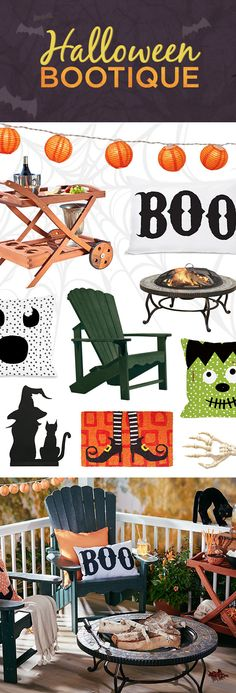 Make your home Halloween-ready with decor that'll have you screaming with delight. These freakishly fun finds create a haunted house no one will want to escape! Visit Wayfair and sign up today to get access to exclusive deals everyday up to 70% off. Free shipping on all orders over $49. Halloween sale ends 10/31/15.