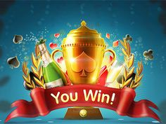 Win designed by Levon. Connect with them on Dribbble; the global community for designers and creative professionals. Game Gui, Game Icon, Promotion Examples, Game Interface, Game Concept, Game Assets, Game Logo, Casino Games, Art Object