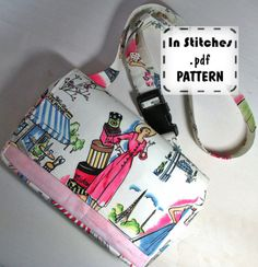 Embroidery Machine Cabinet Embroidery Machine Sales Near Me Purse Patterns, Pdf Sewing Patterns, Sewing Ideas, Fanny Pack Pattern, Purse Tutorial, Purse Styles, Waist Pack, Fabric Bags, Purses
