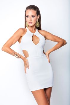 Love This : Hipkini Celebrate Success Dress White Dress Summer, Summer Dresses, Lifestyle Clothing, Brazil, Success, Celebrities, Fitness, Clothes, Outfits