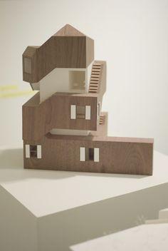 spatula:    (via Bartlett Year 1 Architecture: Maki Onishi, Models)