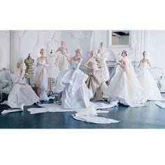 Tim Walker for Vogue  // Castlefield Bridal Company and Branding Atelier by Sophie Taylor • www.castlefield.co • Luxe Wedding Stationery Designs // #bridal #wedding #stationery #bride #invites #invitations #suite #luxe #luxury #whimsical #enchanting #refined #elegant #glamorous #toronto #international #design #branding #brandidentity #fashion #pretty #feminine #dreamy #fashion #timwalker #vogue #fashionphotography
