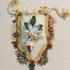 Vintage Purses, Vintage Handbags, Art Nouveau, Art Deco, Fab Bag, String Bag, Lace Making, Sewing Tools, Needle And Thread