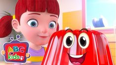 Jelly on a Plate is a beautiful nursery rhyme by ABC kids TV New Nursery Rhymes, Nursery Rhymes In English, Perfect Image, Perfect Photo, Beautiful Children, Beautiful Dolls, Jelly On A Plate, Love Photos, Cool Pictures