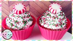 PEPPERMINT CUPCAKES, CHRISTMAS CUPCAKES - BY SUGARCODER  #peppermint #peppermint cupcakes #peppermintcake #peppermintcookies #christmascupcakes #christmascake #christmascookies #christmastreats #christmas #decoratedcupcakes #decoratedcakes #cupcakeart #cakeart #foodart