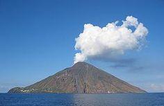 Visit Stromboli Volcano, Italy.