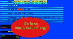 http://sod.jodi.org/ [Click on the jodi URL]