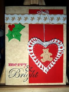 Kika's Designs : Merry and Bright