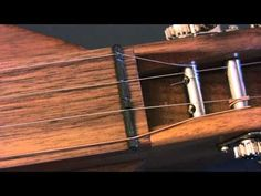 "Part two of the video ""Getting Started With Mountain Dulcimer"", created for Folkcraft Instruments. This chapter deals with changing the strings, tuning and playing your first chords and notes. Featured on the popular ""Dulcimerica"" video podcast with Bing Futch."