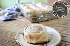 Brioches à la cannelle classiques - Auboutdelalangue.com Bon Dessert, Dessert Recipes, Pesto, Beignets, Cordon Bleu, Tasty Dishes, Mousse, Biscuits, Pancakes