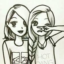 Resultado De Imagen Para Amigas Locas Tumblr Desenhos De Melhor Amigo Coisas De Melhores Amigos Imagens De Melhores Amigos