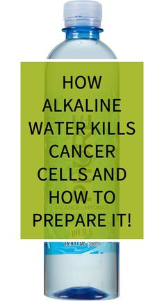 Alkaline water has been the subject of much debate lately. According to nutritionists, it's extremely beneficial for removing toxins from your body, improving metabolism and preventing cancer onset. The importance of alkaline water is further justified with the fact that chronic acidity in the body is the main culprit for a number of serious diseases… Herbal Cure, Herbal Remedies, Health Remedies, Home Remedies, Natural Teething Remedies, Natural Cold Remedies, Leaky Gut, Nutella, Health Tips