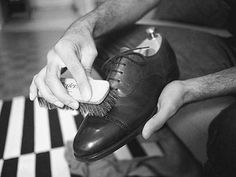 adidas schoenen poetsen