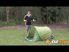Setup & Pack Up your Pop-up Tent Pop Up Camping Tent, Best Tents For Camping, Pop Up Tent, Tent Reviews, Pack Up, Single Men, Great Videos, Have Time, Outdoor Gear