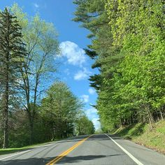 Love all the shades of green in the Spring! Anniversary Getaways, Clark Art, Shades Of Green, Bed And Breakfast, Fly Fishing, Goodies, Country Roads, River, Boutique