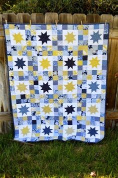 Little Scraps of Happiness: A Wedding Quilt featuring Lola fabric by Dear Stella