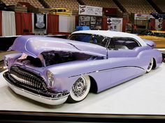 1953 Buick Skylark..... <3  Its even my fav color!!!