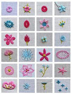 flower embroidery tutorial stitch book, botanical embroidery, modern flower wreath embroidery pattern, learn embroidery, beginner embroidery-#Beginner #book #botanical #embroidery #flower #learn #modern #pattern #stitch #tutorial #wreath
