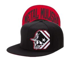 Metal Mulisha Snapback Hats Caps