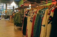 10 London Vintage Stores That NEED To Be On Your Radar #refinery29  http://www.refinery29.com/london-vintage-shopping#slide-3  Blitz — Yeah, yeah, Shoreditch has the highest number of vintage stores per capita in the U.K. (we assume) but Blitz is doing something just a little bit different. Touted as a vintage department store, it offers so much more than just infinite racks of '80s skiwear, Fair Isle jumpers, and customised 501s. You can also get your hands on vintage bicycles and…