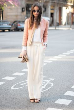 How to Wear Pink with Sophistication - Glam Bistro