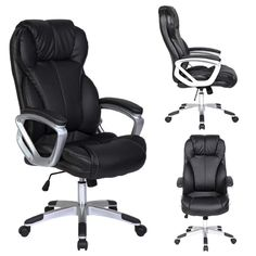 99 2xhome - Black or Brown - Deluxe Professional Leather Tall and Big