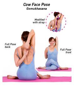 3 Yoga Poses to Relieve Headaches